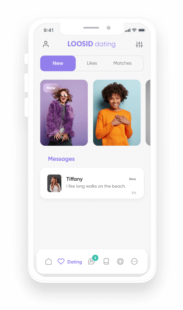 Sober dating app